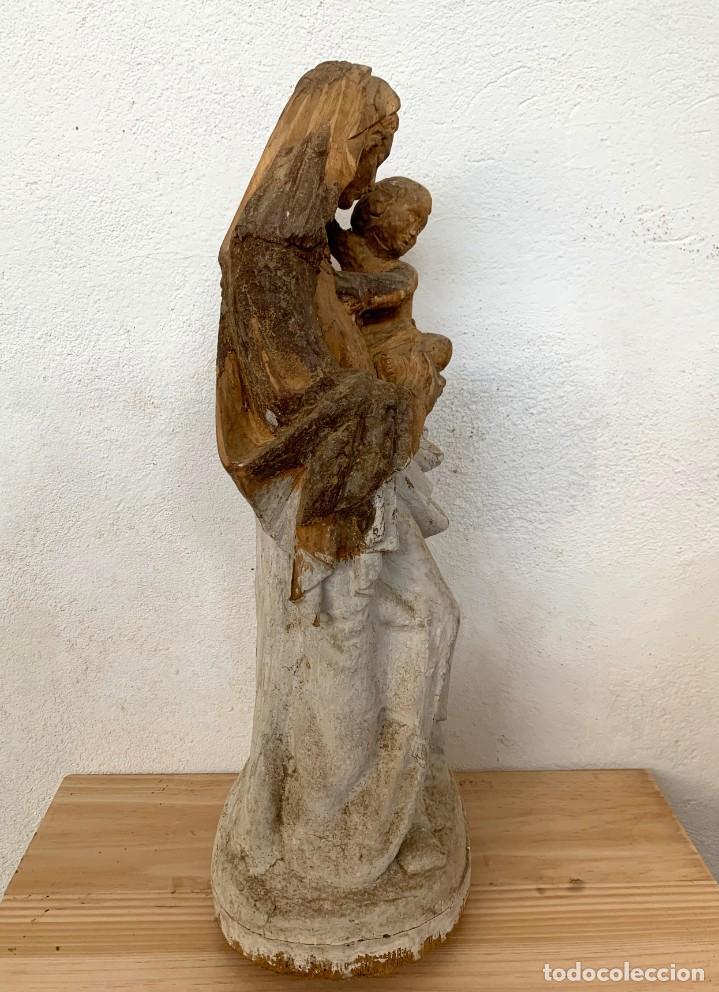 Arte: VIRGEN DE TALLA - Foto 4 - 195301293