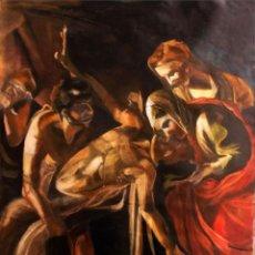 Arte: LA RESURRECCIÓN DE LÁZARO. Lote 195328692