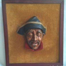 Arte: CUADRO PIRATA EN RELIEVE . Lote 195343057