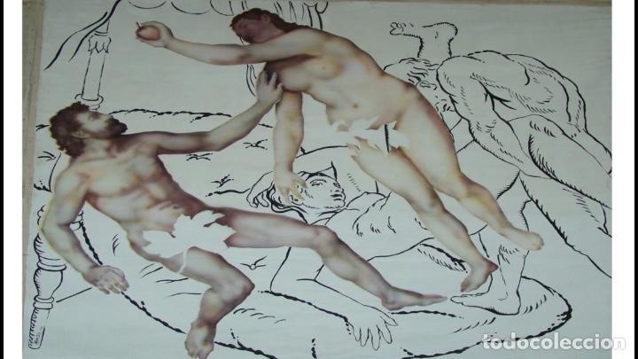 CUBA ARTURO MONTOTO (Arte - Arte Religioso - Pintura Religiosa - Oleo)