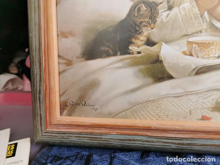 Arte: Cuadro burton barber perfecto - Foto 2 - 195535825