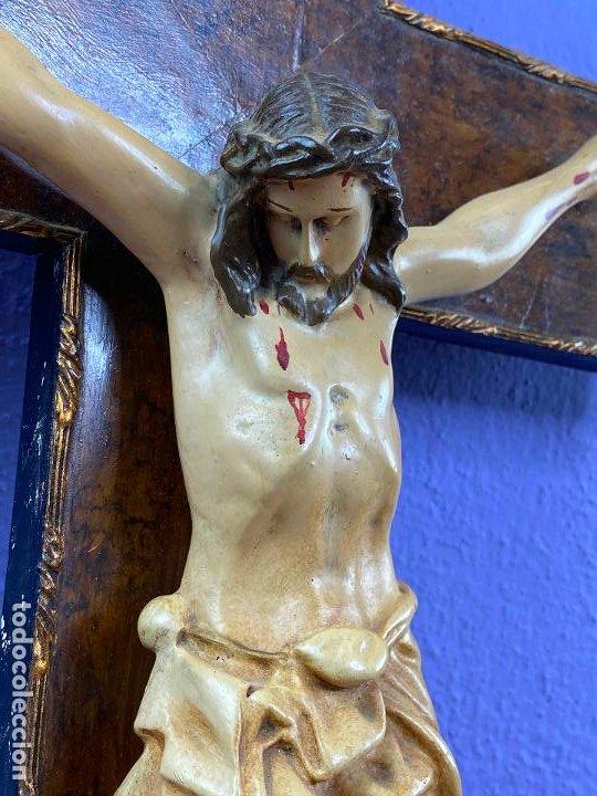Arte: Imagen de cristo crucificado - Foto 4 - 195579745