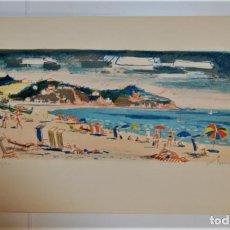 Arte: PINTOR LLOVERAS FEDERICO. Lote 195671430