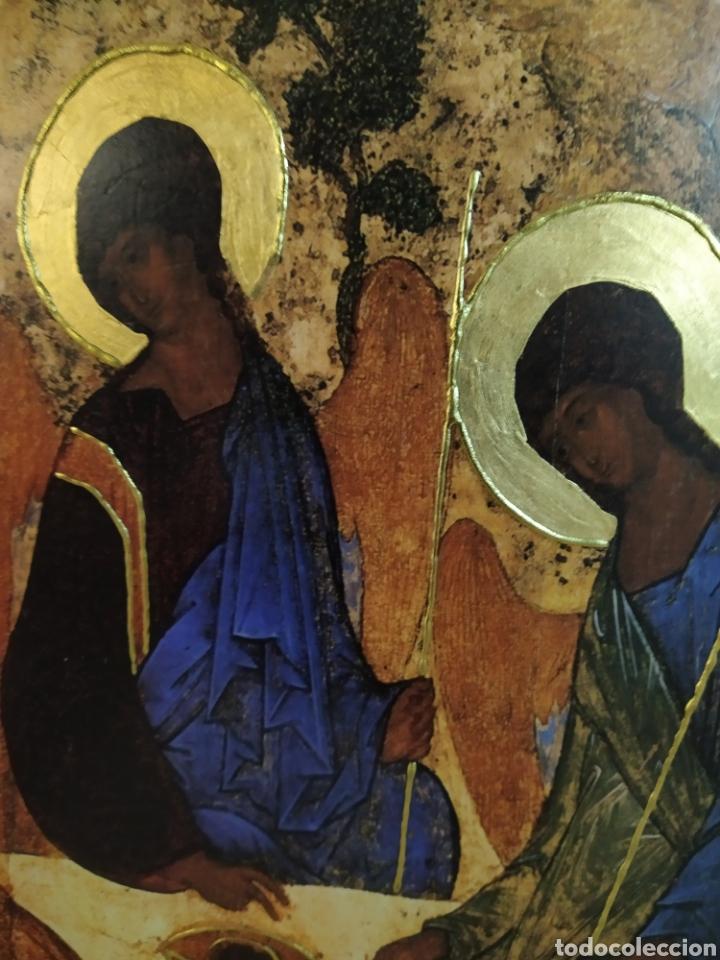 Arte: Icono religioso - Foto 2 - 196647322