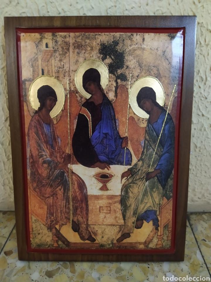 ICONO RELIGIOSO (Arte - Arte Religioso - Pintura Religiosa - Otros)