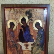 Arte: ICONO RELIGIOSO. Lote 196647322