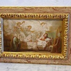 Arte: CUADRO RELIGIOSO. Lote 197077711