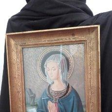 Arte: BELLÍSIMA MADONNA ESTILO RENACIMIENTO ITALIANO . Lote 197431465
