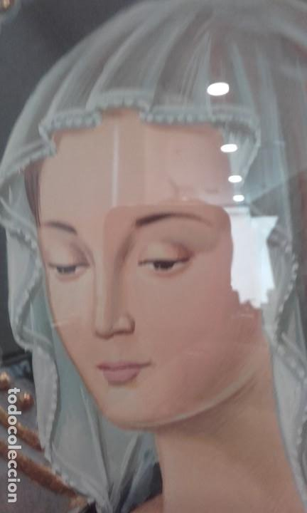 Arte: Bellísima Madonna estilo renacimiento italiano - Foto 2 - 197431465