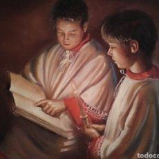 Arte: PRECIOSOS MONAGUILLOS. Lote 197684510