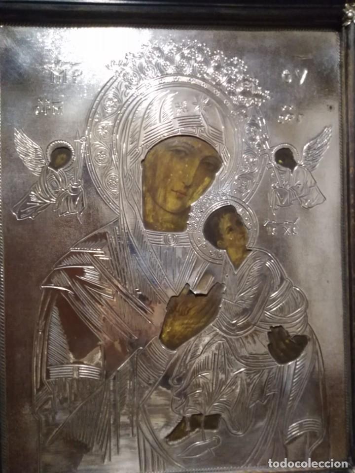 Arte: Icono de buen tamaño 47 cm x 38 cm - Foto 4 - 197777075