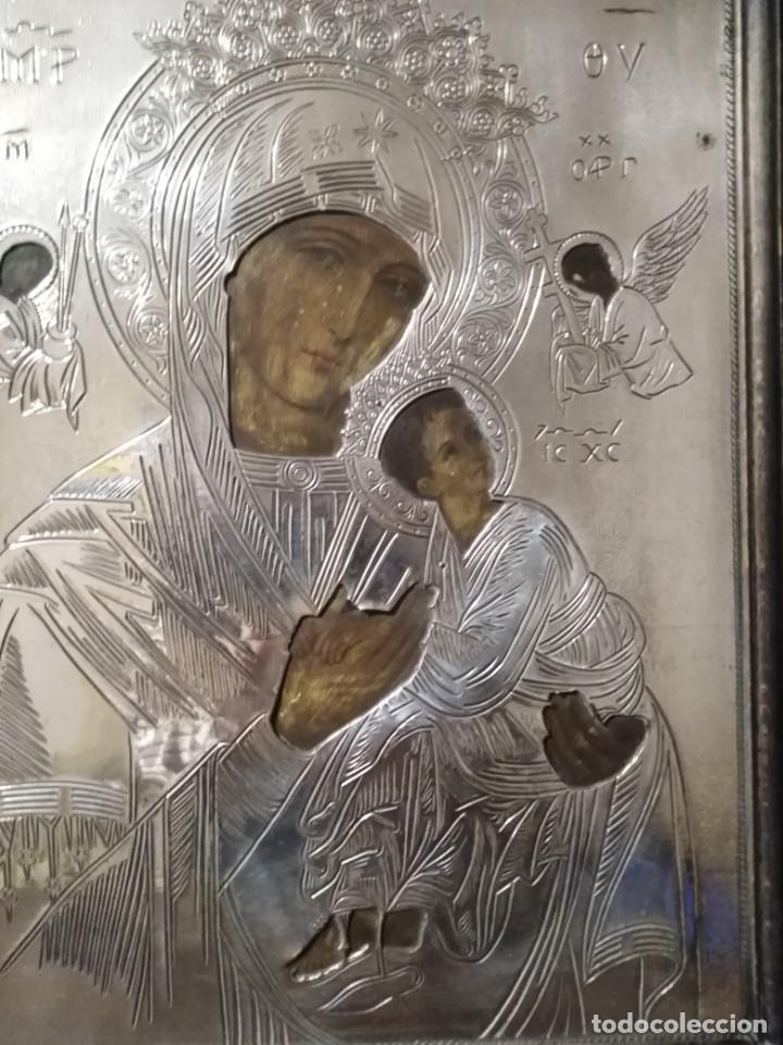 Arte: Icono de buen tamaño 47 cm x 38 cm - Foto 8 - 197777075