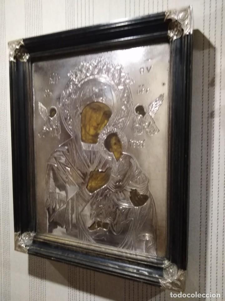 Arte: Icono de buen tamaño 47 cm x 38 cm - Foto 10 - 197777075