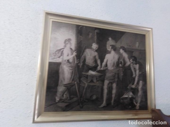 Arte: INTERESANTE CUADRO EN CHAPA - Foto 2 - 198092876