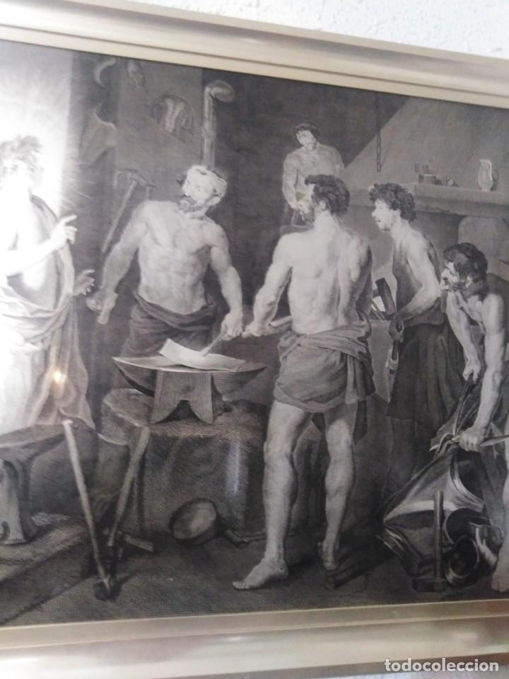 Arte: INTERESANTE CUADRO EN CHAPA - Foto 4 - 198092876