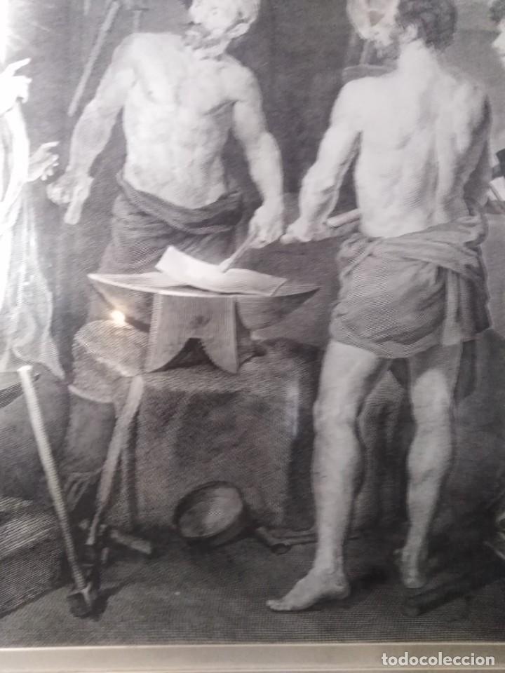 Arte: INTERESANTE CUADRO EN CHAPA - Foto 12 - 198092876