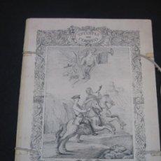Arte: ESTAMPAS DEL CORREO, LAMINAS EDITADAS POR LA DIRECCION GENERA L DE CORREOS. Lote 198551792