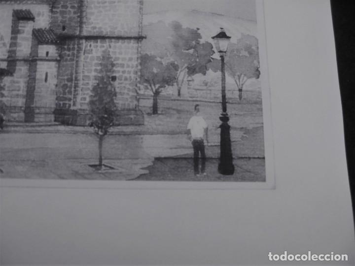 Arte: LAMINA DE UNA IGLESIA - Foto 4 - 198590710
