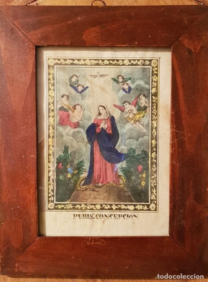 PURÍSIMA CONCEPCIÓN (Arte - Arte Religioso - Grabados)
