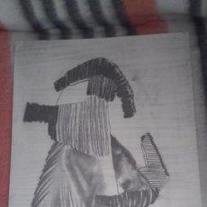 Arte: LITOGRAFÍA FRANCISCO LEIRO CON CERTIFICADO Y NUMERADA A LÁPIZ . Lote 198807941