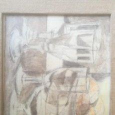 Arte: OLEO LIENZO DE JOAQUIN PEINADO FECHADO EN 1973. Lote 199197586