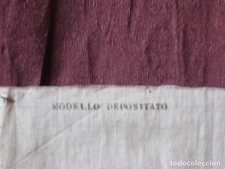 Arte: Grabado s.XIX Sábana Santa de Turín. Regalo invitados enlace real Victor Manuel III de Saboya. 1898 - Foto 22 - 199239845