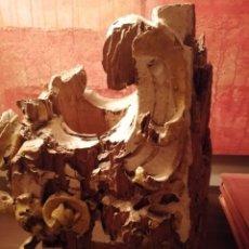 Arte: ESPECTACULAR CAPITEL DEL SIGLO XVII, PRECIOSO.. Lote 199250846