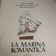 Arte: LÀMINA JOSÉ PINEDA. Lote 199273702