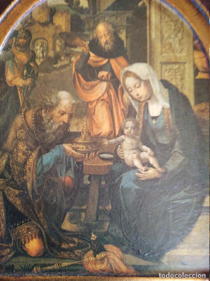 Arte: Triptico religioso : La natividad - Foto 7 - 200257361