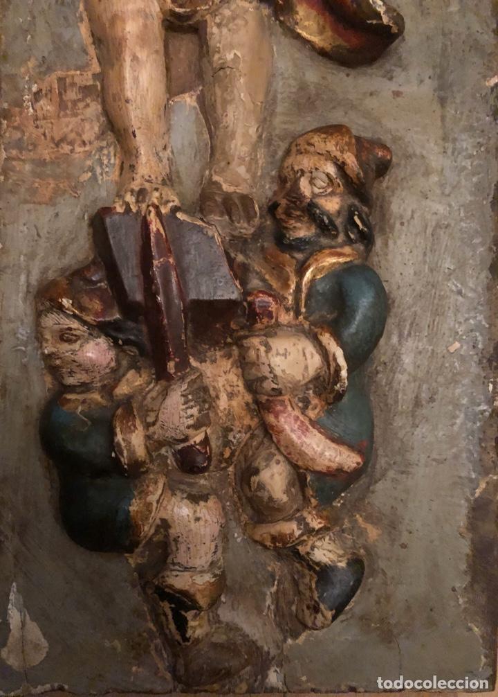Arte: Cristo siglo XVII - Foto 3 - 200547908