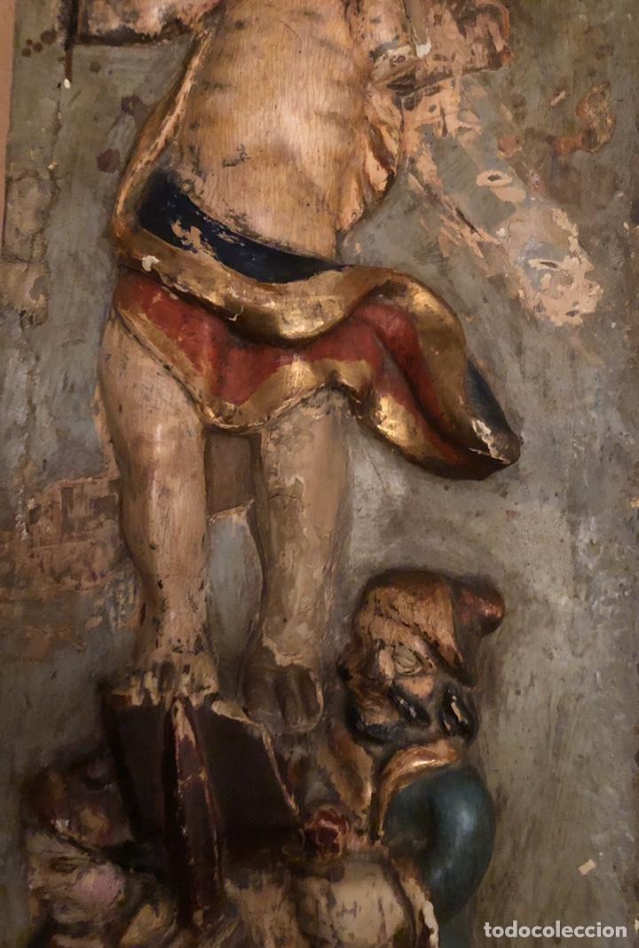 Arte: Cristo siglo XVII - Foto 4 - 200547908