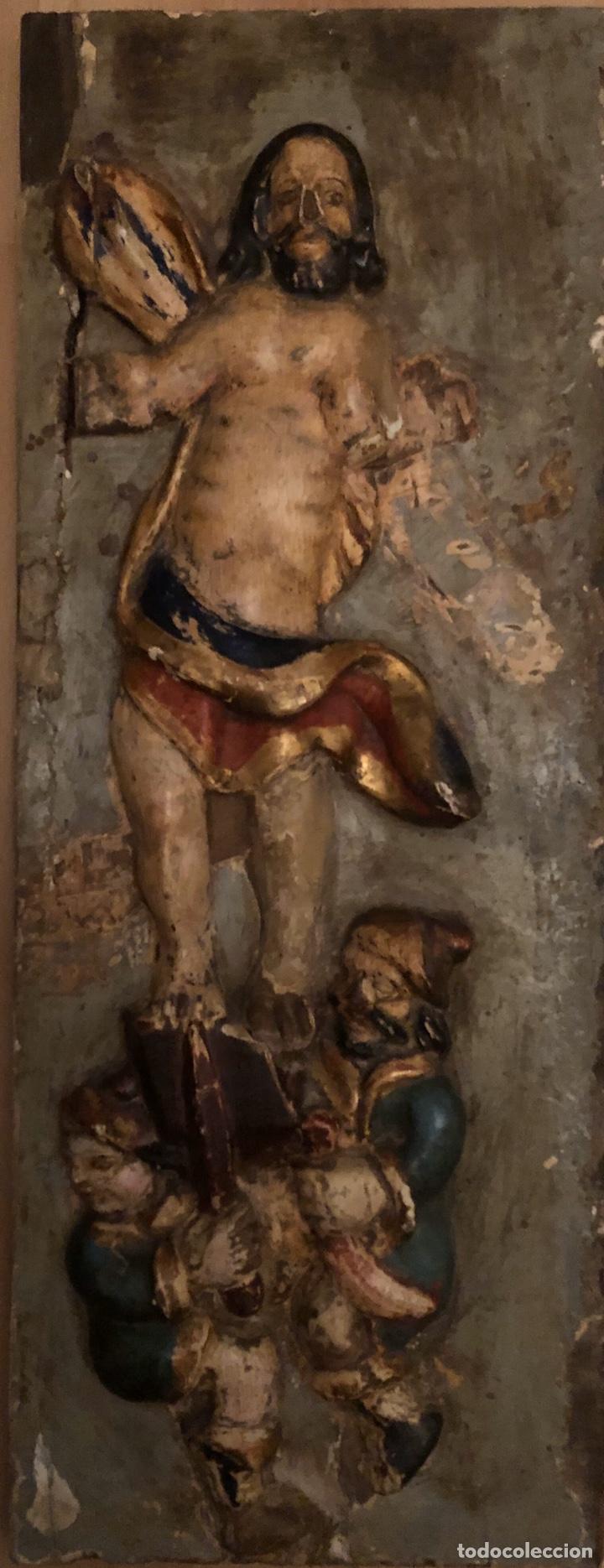 CRISTO SIGLO XVII (Arte - Arte Religioso - Retablos)