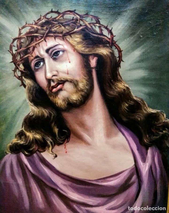 Arte: JESUS DE NAZARENO , ALFONSO ROMERO MESA. - Foto 2 - 200755313