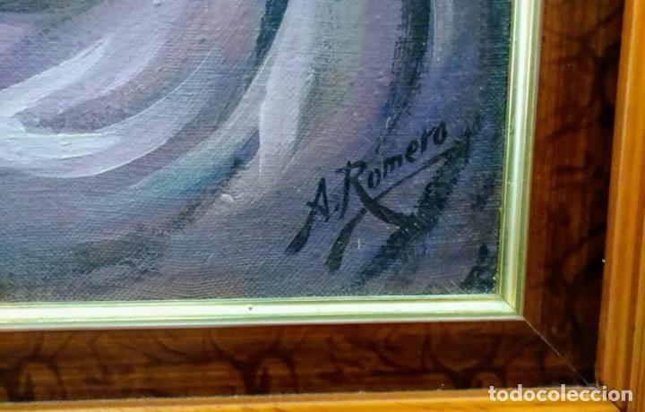 Arte: JESUS DE NAZARENO , ALFONSO ROMERO MESA. - Foto 3 - 200755313