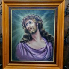 Arte: JESUS DE NAZARENO , ALFONSO ROMERO MESA.. Lote 200755313