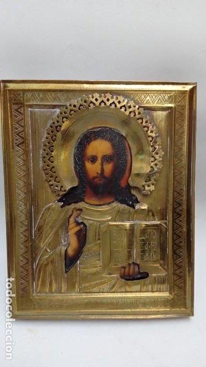 Arte: icono ruso- - Foto 2 - 200879575
