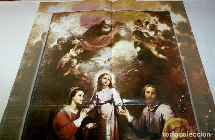 Arte: Lamina Religiosa Tamaño Poster.68 X 48 Cm. - Foto 2 - 201172507