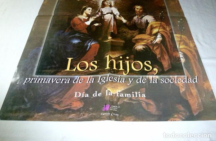 Arte: Lamina Religiosa Tamaño Poster.68 X 48 Cm. - Foto 3 - 201172507
