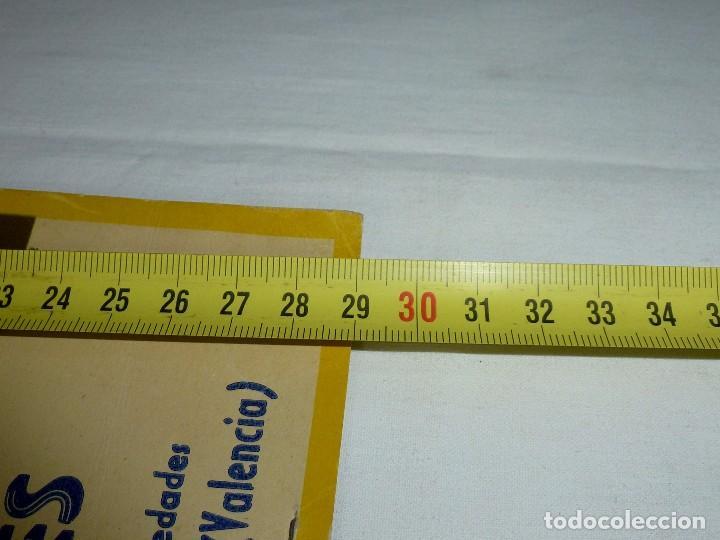 Arte: Lamina Religiosa De Calendario - Carton.29 x 25 Cm. - Foto 2 - 201172712