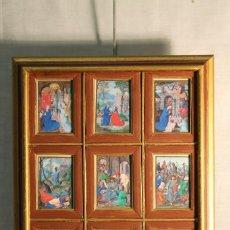 Arte: SIMÓN BENING, RETABLO DE JUANA LA LOCA XVI, EDICIÓN NUMERADA . Lote 201565275