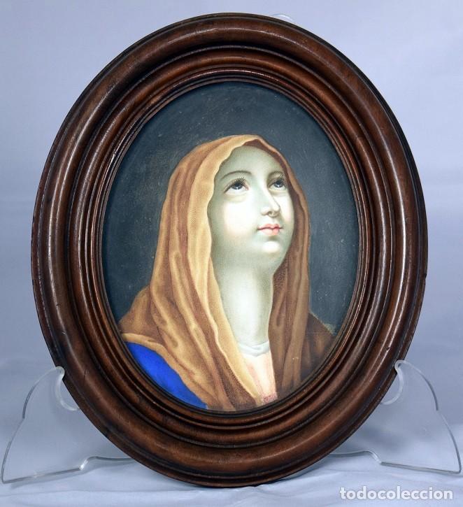 RETRATO (Arte - Arte Religioso - Pintura Religiosa - Acuarela)