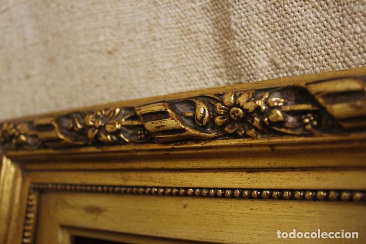Arte: oleo sobre cobre religioso - Foto 5 - 203079026