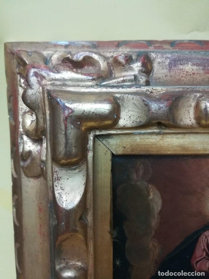 Arte: Virgen inmaculada de cobre - Foto 6 - 203991527