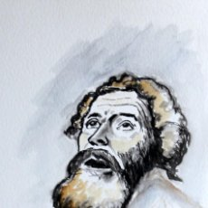 Arte: APOSTOL OBRA DE GILABERTE. Lote 204158756