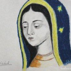 Arte: VIRGEN OBRA DE GILABERTE. Lote 204159041