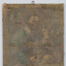 Arte: SAN JOSE CON EL NIÑO JESUS. OLEO S/ LIENZO. SIGLO XVIII. ESCUELA ESPAÑOLA. Lote 204615723