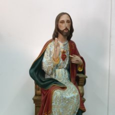 Arte: SAGRADO CORAZON DE JESUS. Lote 204691538