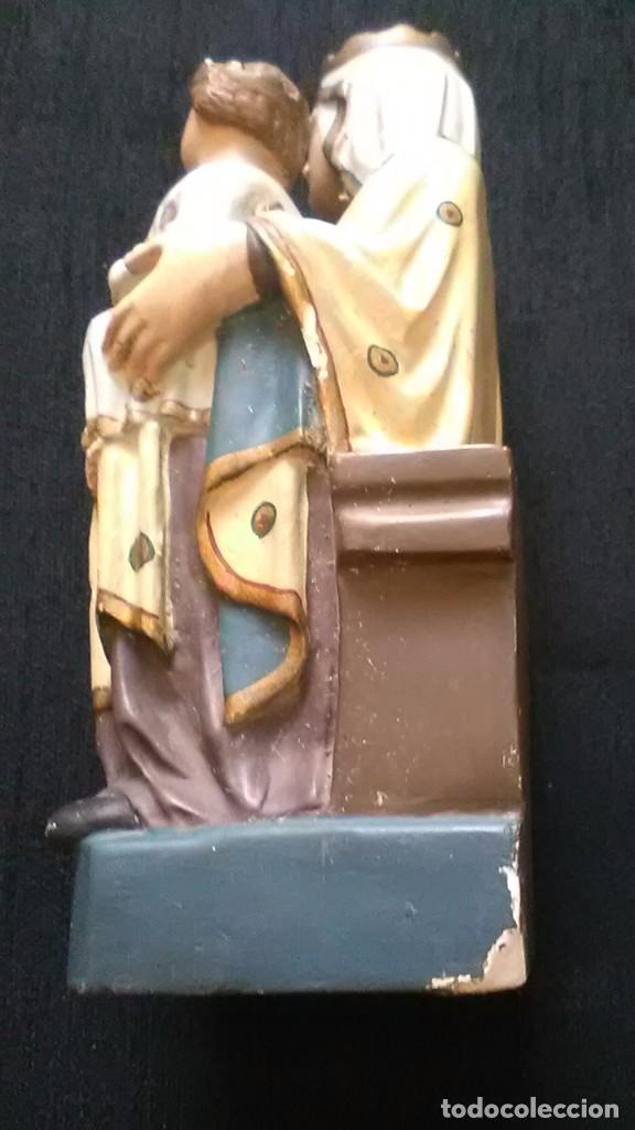 Arte: Virgen de Bellmunt, St. Pere de Torello, Osona Verge de les alades - Foto 3 - 204827875