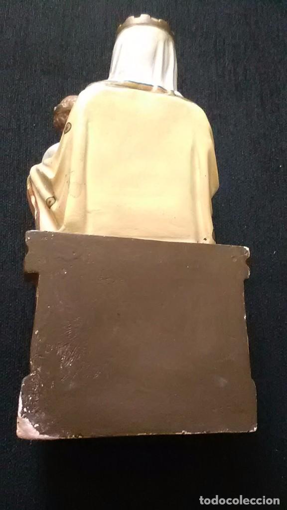 Arte: Virgen de Bellmunt, St. Pere de Torello, Osona Verge de les alades - Foto 4 - 204827875