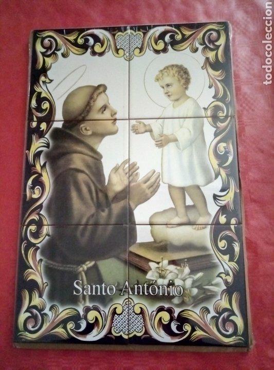 AZULEJOS DE SAN ANTONIO (Arte - Arte Religioso - Pintura Religiosa - Otros)